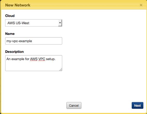 Setting Up an AWS Virtual Private Cloud (VPC)