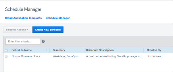 Schedule Manager Image